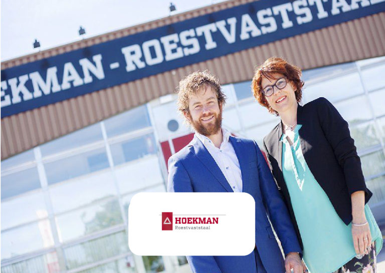 Bedrijfsfotografie bij Hoekman RVS