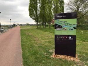 Gemeente Breda HDMetal zuilen