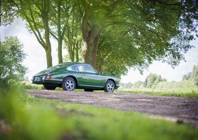 Fotografie klassieke auto's