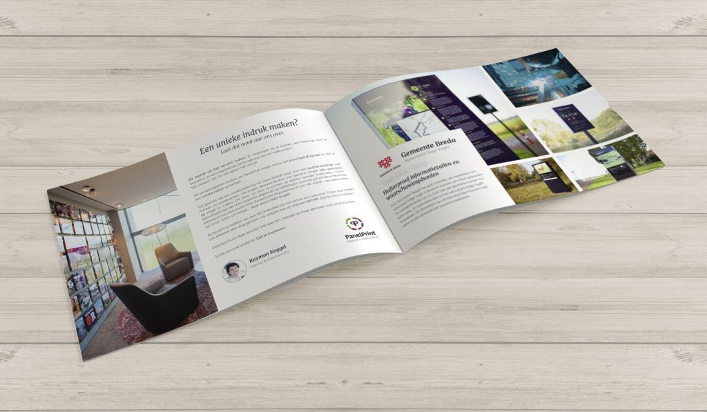 PanelPrint brochure