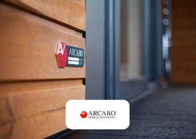 ARCABO aluminium typeplaatjes