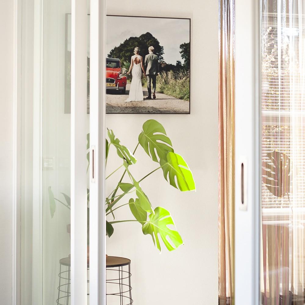 Akoestisch schilderij mooi voor in huis