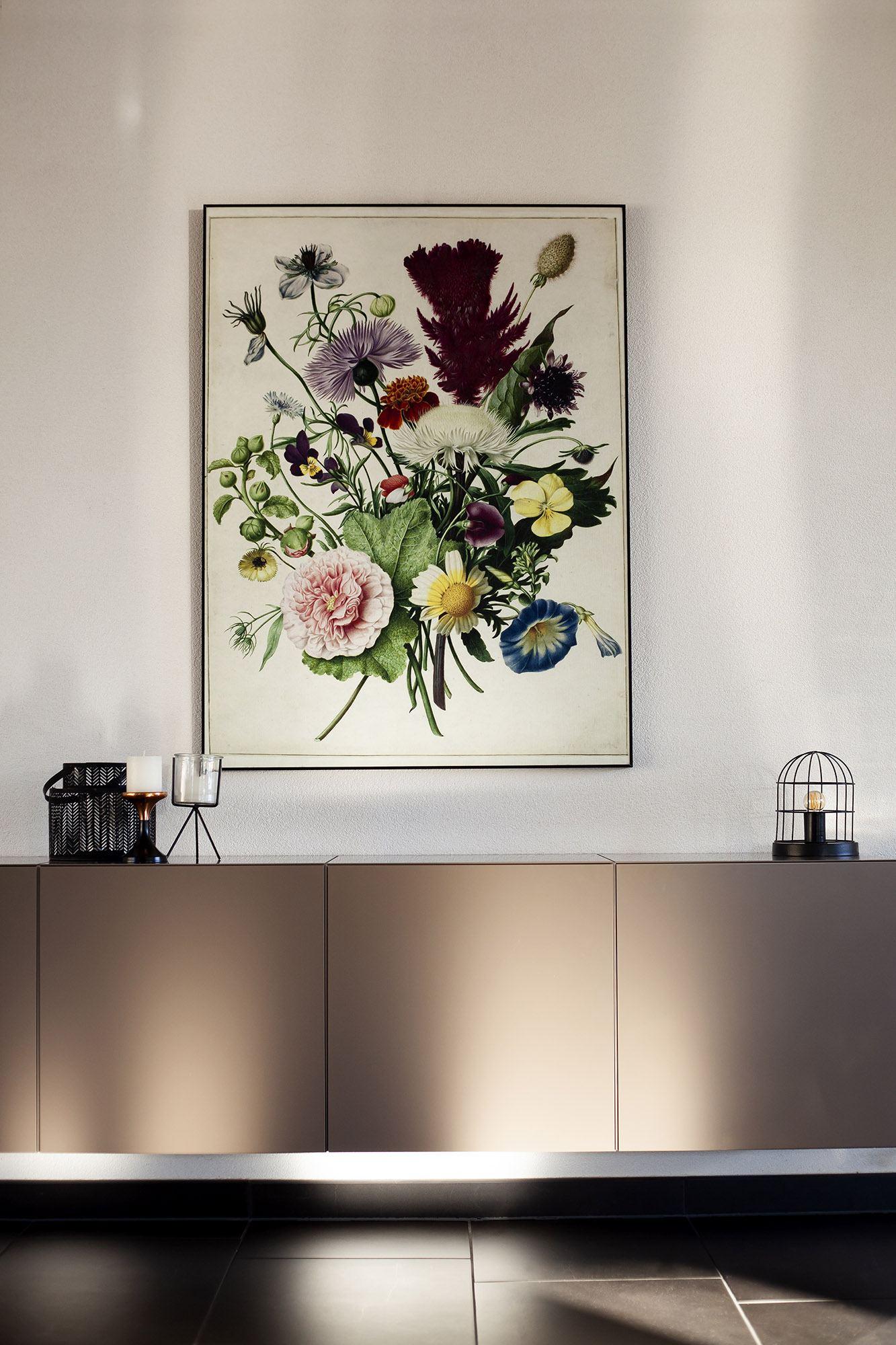 Geluidsabsorberend schilderij mooi voor in huis