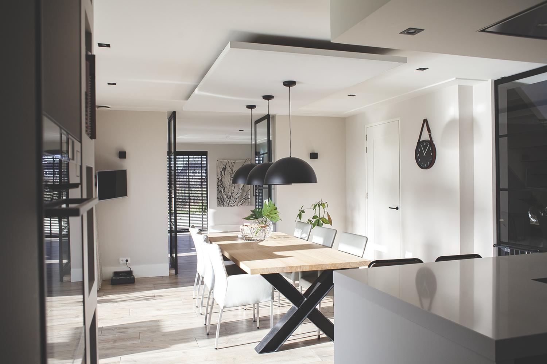 Geluidsabsorberend plafond paneel