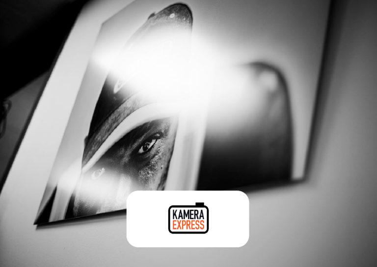 Expositie Kamera Express
