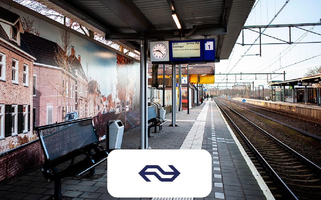 Renovatie NS-station Hoogeveen