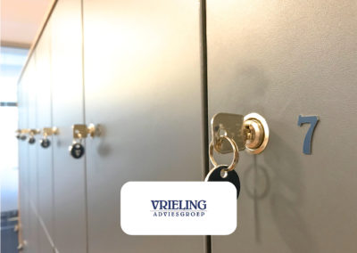 Vrieling lockers