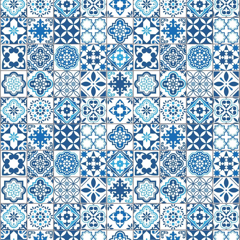 DP1806800 | Tile Lisboa Blue