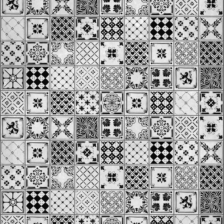 DP1813801 | Tile Indigo Grey