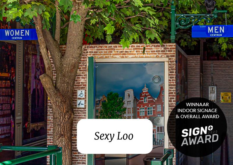 Sexy Loo Amsterdam