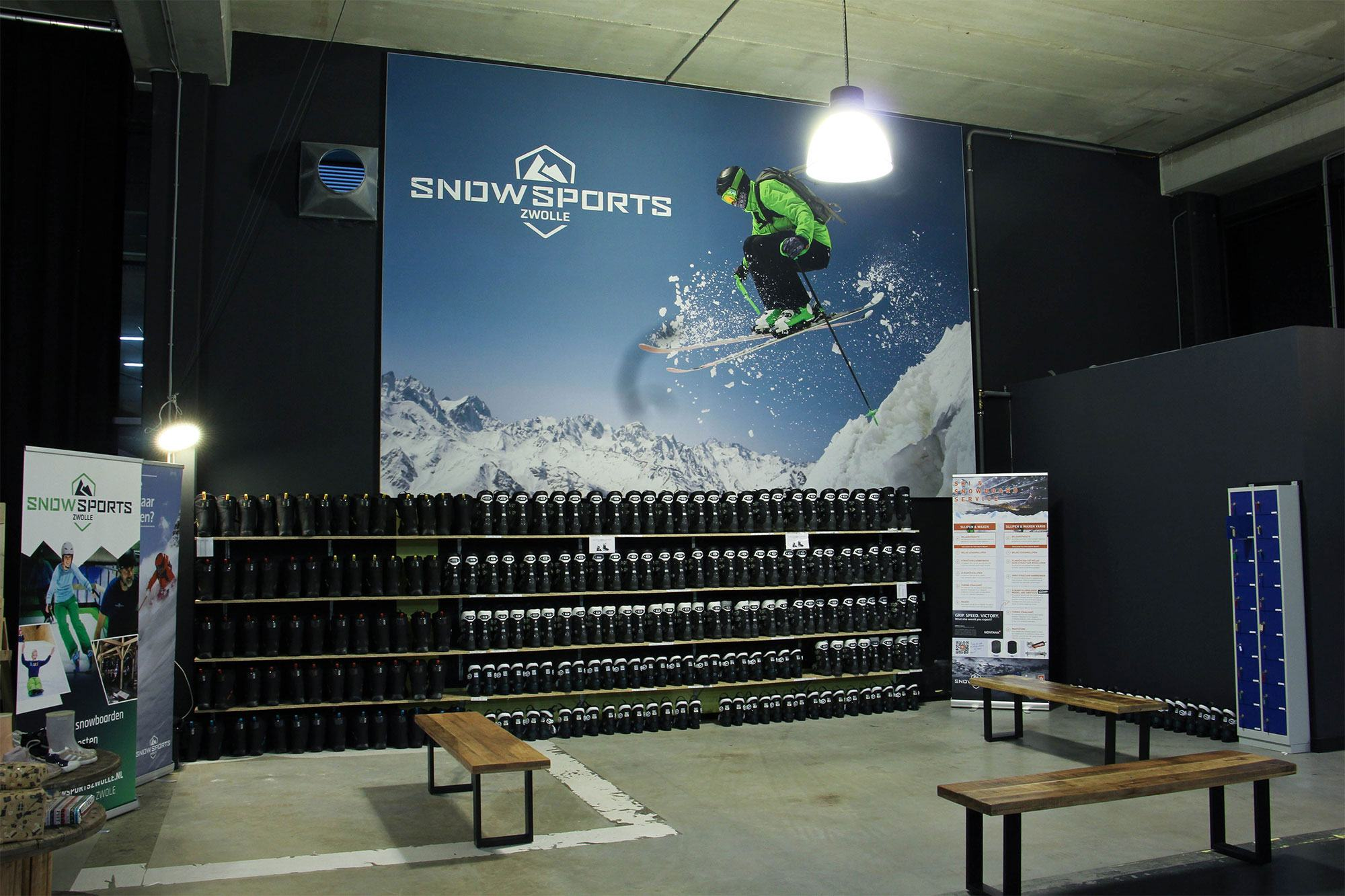 snowsports akoestiek
