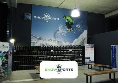 Akoestische oplossingen voor Snowsports Zwolle