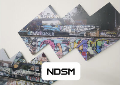 Expositie Street Art op NDSM werf