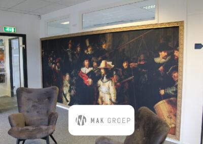 Fotobehang van Oude Meesters