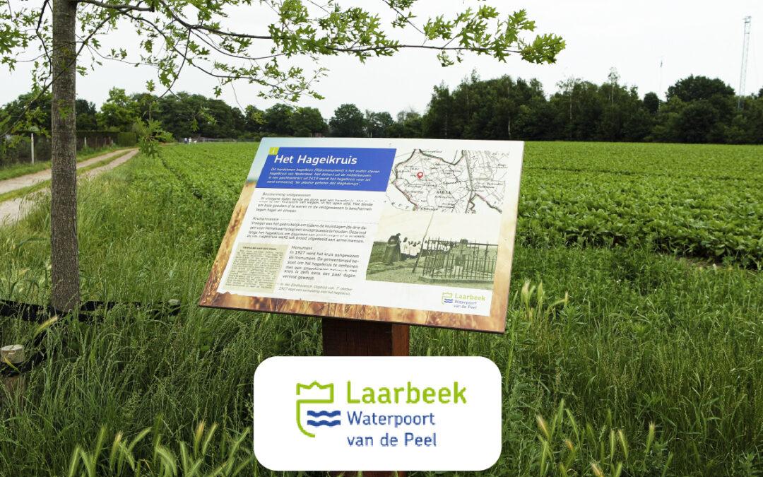 Informatieborden gemeente Laarbeek